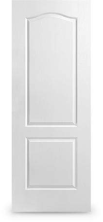 2-panel-arch-texture door
