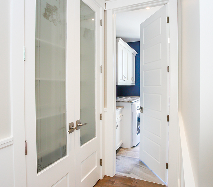 ... exact same door for every room in your home but you should select doors that are either the same color finish or general style to ensure consistency ... & Interior Doors | Barrie Trim u0026 Moulding