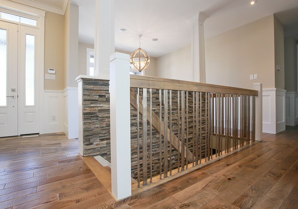 on handrailing railings interior vaughan glass wood brampton toronto products fences in square
